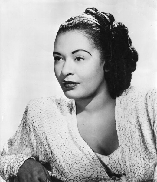 Billy Holiday, Jazz Singer and Songwriter