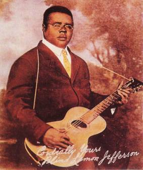 Blind Lemon Jefferson, Gospel Music