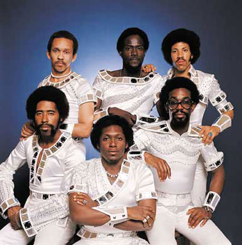 Motown, The Commodores