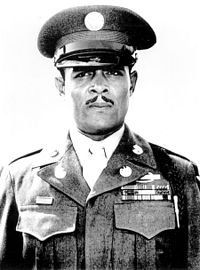 Edward Allen Carter, Medal of Honor Winner, WW2