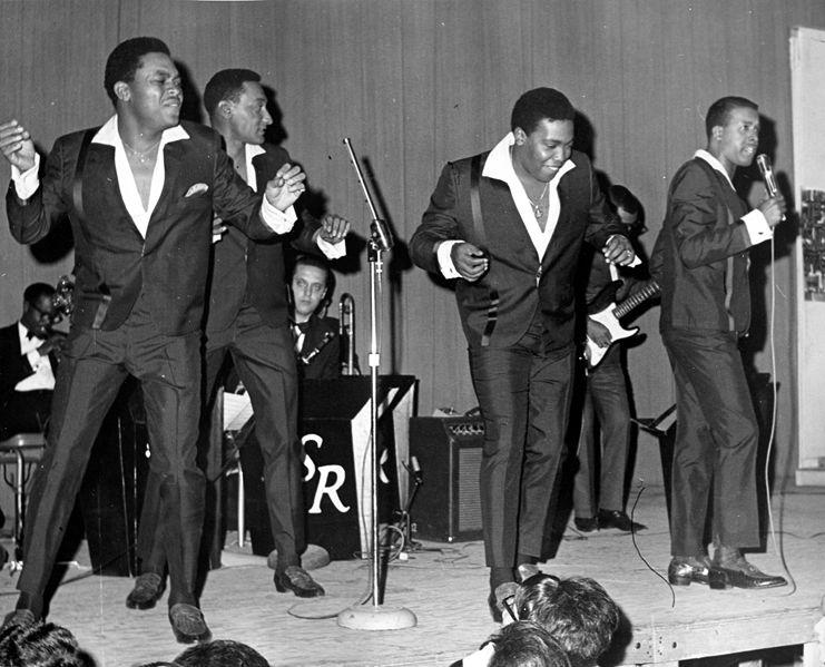 Motown's Four Tops