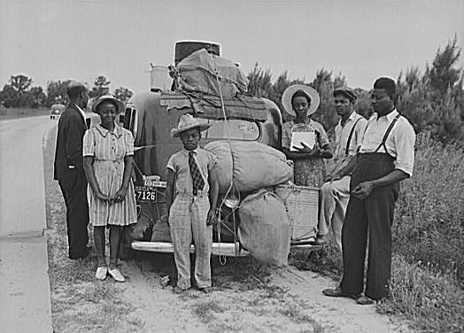 "US Slave: ""Jim Crow and the Great Migration,"" by Jonathan Scott ..."