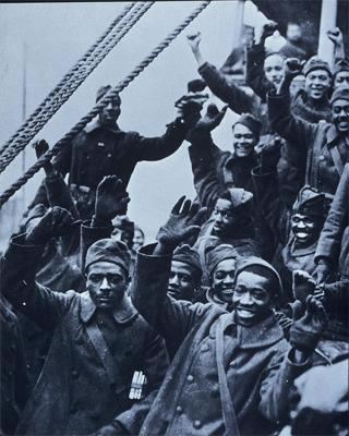 Harlem Hellfighters, 369th Infantry Regiment