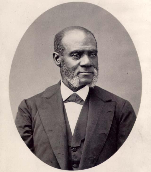 Henry Highland Garnett, Minister of Liberia