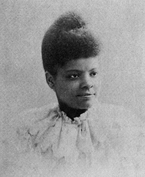 Ida B. Wells-Baxter, a celebrated journalist.  Read on because this woman had enemies for standing up for African Americans.
