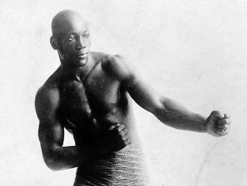 Jack Johnson, First African American Heavyweight Champ