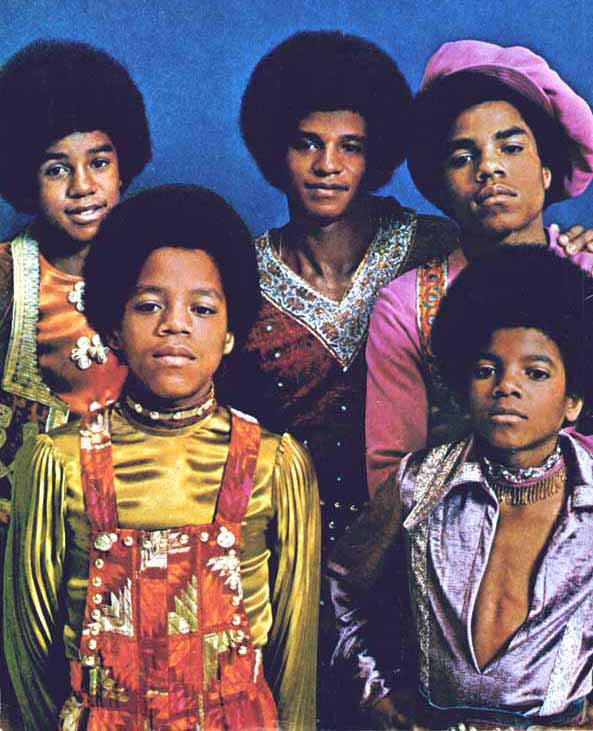 O começo da fama  Jackson51
