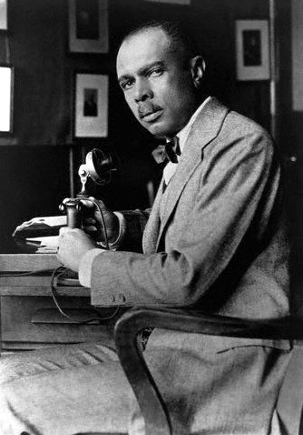 James Weldon Johnson, Writer, Musician and Member of the NAACP