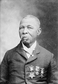 John Lawson, of Philadelphia, Civil War Medal of Honor Recipient