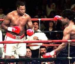 Larry Holmes, Professional Boxer