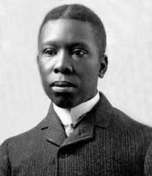 Paul Laurence Dunbar, the first African American poets to effectively employ 'black dialect' as a tool in poetry.