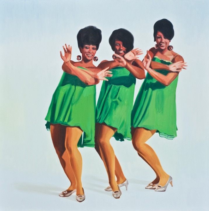 Motown, The Marvalettes