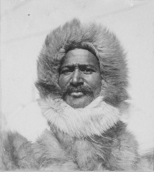 Matthew Henson - Did you know the first man to reach the North Pole, was African American?