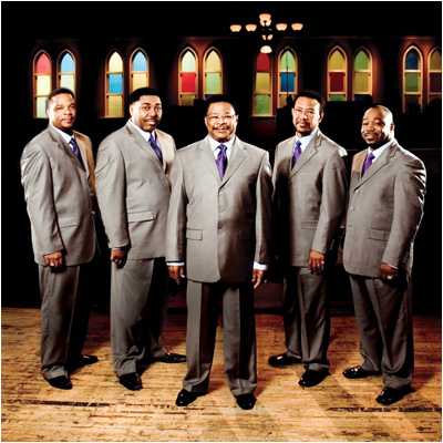 Mighty Clouds of Joy, Gospel Band