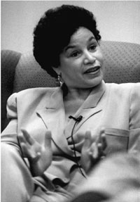 Nancy Maynard, First African American Reporter for the NY Times