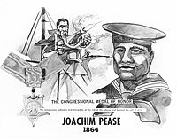 Joachim Pease, African American Medal of Honor Recipient