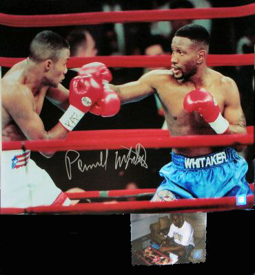 Pernell Whitaker, Professional Boxer