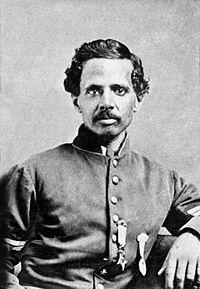 Powhatan Beaty, Civil War Medal of Honor Recipient and Actor