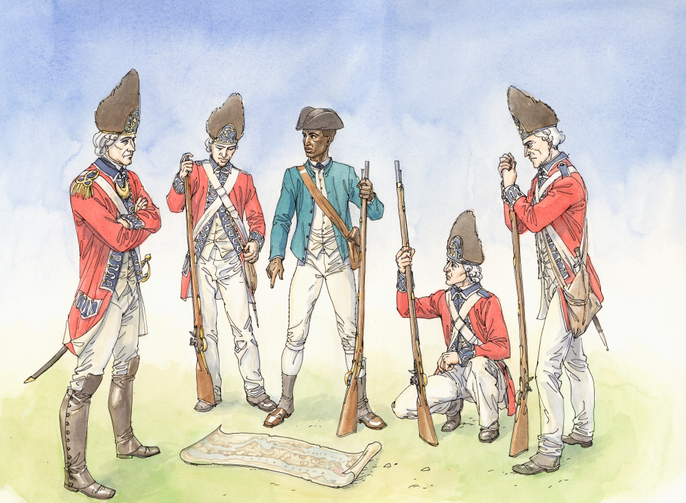 African Americans and the Revolutionary War