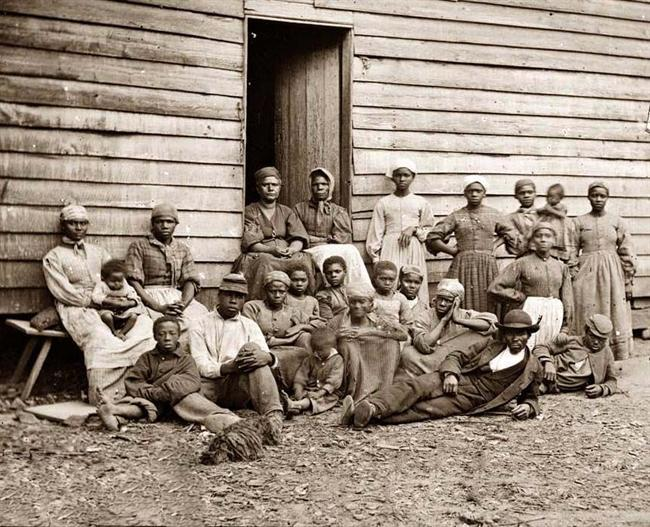 Life as a slave - British North America, (Carolina's, Virginia, Maryland, New York, Dutch, NY, New Jersey)
