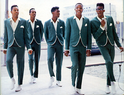 Motown's The Temptations