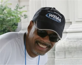 TONY BROWN, WDAS, THE QUIET STORM