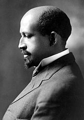 W.E. DUBOIS, FOUNDER OF NIAGARA MOVEMENT AND CRIS MAGAZINE