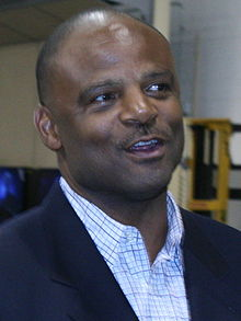 Warren Moone-Selected as 1 in top 10 of US Black QB's